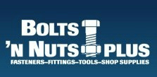 Bolts 'n Nuts Plus Logo
